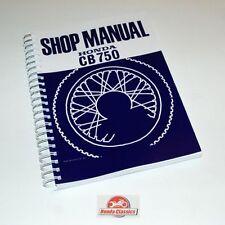 Honda 1975 Repair Motorcycle Manuals and Literature