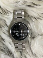 Michael Kors Gareth Men's Matte Stainless Steel Chronograph Watch MK8469 $275