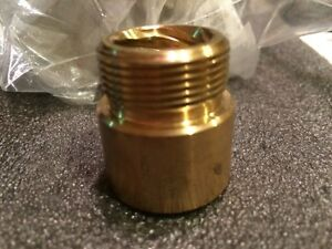 3/4-2 RH bronze nut Nook 20072 powerac inch ACME  2 Turns Per Inch, RH