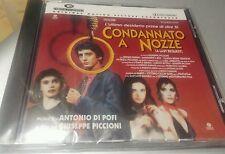 CONDANNATO A NOZZE - COLONNA SONORA / SOUNDTRACK - CD SIGILLATO (SEALED)