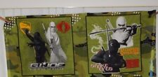 """17""""  G I Joe Craft Panel w 2 pictures The Rise of Cobra Storm Shadow Snake Eyes"""
