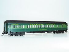 1-964 Crescent HO 72 Ft Pass.Tail End Observation car Southern Railway