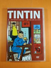°!°/ DVD TINTIN 3 aventures / en Amérique / cigares du pharaon / Lotus bleu
