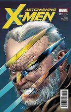 ASTONISHING X-MEN #1 CASSADY 1.50 VARIANT  (2017) VF/NM MARVEL