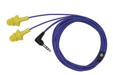 Plugfones Original Yellow Earplugs Headphones