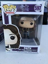 Funko Pop - Television 597 - Buffy the Vampire Slayer - Faith