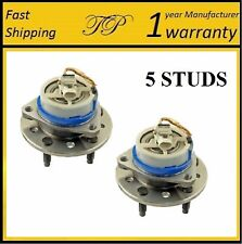 Front Wheel Hub Bearing Assembly For 1999-2005 PONTIAC GRAND AM (PAIR)