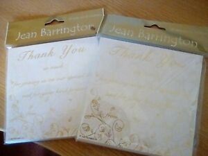 Wedding Thank You Cards 2 x 10 packs