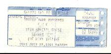 1991 E.M.F. Used Full Concert Ticket: Guest Stereo MC's: Roxy Theater Atlanta