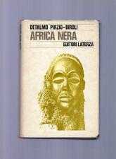 africa nera - detalmo prizio - biroli