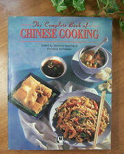 Complete Book of Chinese Cooking Salad Seafood Appetizer Soup Vegetable Rice Etc