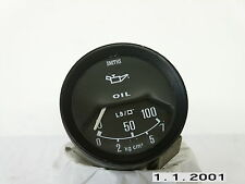 SMITHS  OIL PRESSURE GAUGE
