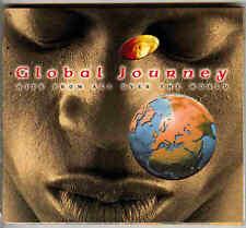 GLOBAL JOURNEY Double  CD CLANNAD OFRA HAZA JOHNNY GLEGG DULCE PONTES