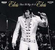 Elvis Presley Live Recording CDs in English