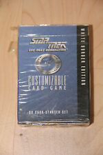 Star Trek CCG Unlimited White Bordered Edition Starter