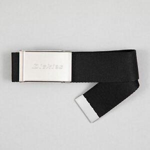 Men's DICKIES Brookston Belt (One Size) in BLACK