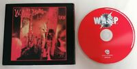 CD - W.A.S.P. (Wasp) Live In The Raw Snapper Classics 2003 Reissue 1 CD Audio
