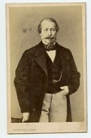Napoleon III Vintage Royalty CDV Photo by Tiebault , Paris France