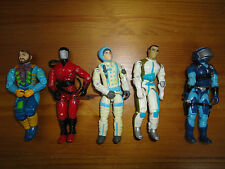 GI Joe Action Figures Mixed Lot 5 Hasbro 3.5 inch Assorted Characters Mixed L