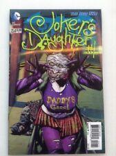 BATMAN THE DARK KNIGHT  #23.4 JOKER'S DAUGHTER  LENTICULAR 3D COVER THE NEW 52!