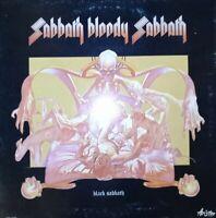 VINILE LP BLACK SABBATH - SABBATH BLOODY SABBATH 33 GIRI 1981 ITALY ARM/42009