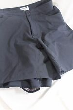 PEARL IZUMI 2 pc Touring BIKE Cyclying Stretch SHORTS Black Womens M Pockets