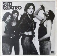 SUZI QUATRO - Self Titled ~ VINYL LP