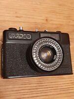 Vintage 80s  Soviet Camera FED - 50. Lens Industar 81 f.2,838