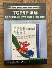 TCP/IP Illustrated Volume 3 W. Richard Stevens