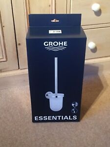 Grohe Toilet Brush Set