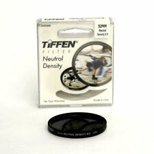 Tiffen 52MM Neutral Density 0.9 Filter 3-stops ND8