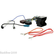 volkswagen car wiring wiring harnesses ct20vw02 volkswagen golf mk5 2003 onwards iso stereo head unit harness adaptor
