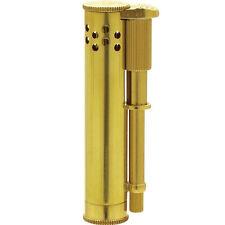 DOUGLAS CLASSIC DESIGN Cigarette Oil Lighter FIELD S Gold