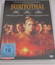 Suriyothai - DVD/NEU/Eastern/Action/Krieg/Sorapong Chatree