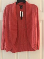 Women's Outfit:Nwt (L) Cardigan;(L) Top;Nwt 14 Pants;Nwot Necklace. W39