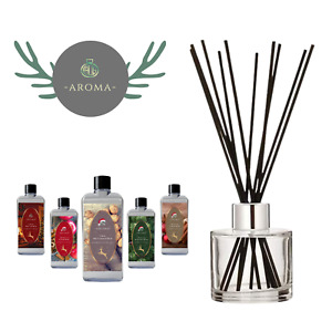 Reed Diffuser Oil Refill 100ml with Bottle & Reeds, Highly Fragranced, Free P&P