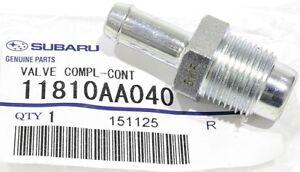 SUBARU OEM 03-04 Forester 2.5L-H4-Pcv Valve 11810AA040