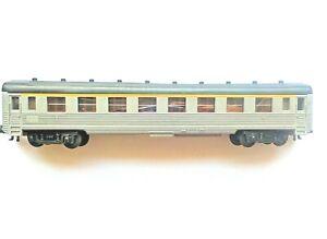 Wagon Jouef Voyageurs Voiture 1ère Classe A8 SNCF Myfi Type DEV Inox Aménagé