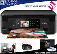MULTIFUNCION IMPRESORA EPSON COLOR XP 442 WIFI ESCANER TINTAS DESDE 3€ (AGOTADAS