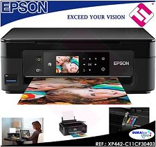 MULTIFUNCION IMPRESORA EPSON COLOR XP 442 USB WIFI ESCANER IMPRESION (PENINSULA)