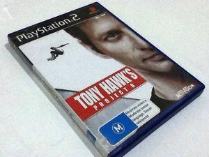 TONY HAWK'S PROJECT 8 PS2 PLAYSTATION 2