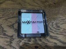 Max Factor Max Effect Eye Shadow - 3 colours 06 pyjama party new free postage