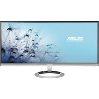 "ASUS MX299Q Ultra-Wide 2560 x 1080 IPS Cinematic Monitor (29"", Silver and Black)"