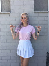 ME Instagram Fashion T-shirt Pink shirts Tumblr Girls Tops Summer Cute Outfits