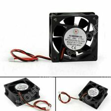 1Pcs DC Brushless Cooling Fan 24V 0.15A 6025S 60x60x25mm 2 Pin CP Computer F2