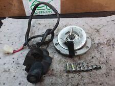 93 1993 Honda CBR600F2 Lock Set Ignition Switch Cap And Key