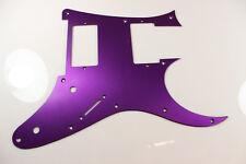 Purple Anodized Aluminum pickguard fits Ibanez (tm) RG550 Jem RG HXH HH