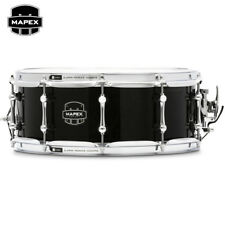 "Mapex ARMORY Sabre 14"" Maple/Walnut Snare Drum ARMW4550KCTB Transparent Black"