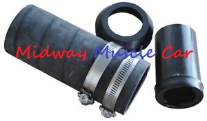 body fuel gas tank filler neck kit 60-66 Chevy GMC Pickup C10 K10 1000 1500