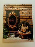 Tolehaven Christmas Volume 2 Book Tole Painting Decorative Pattern Craft Project
